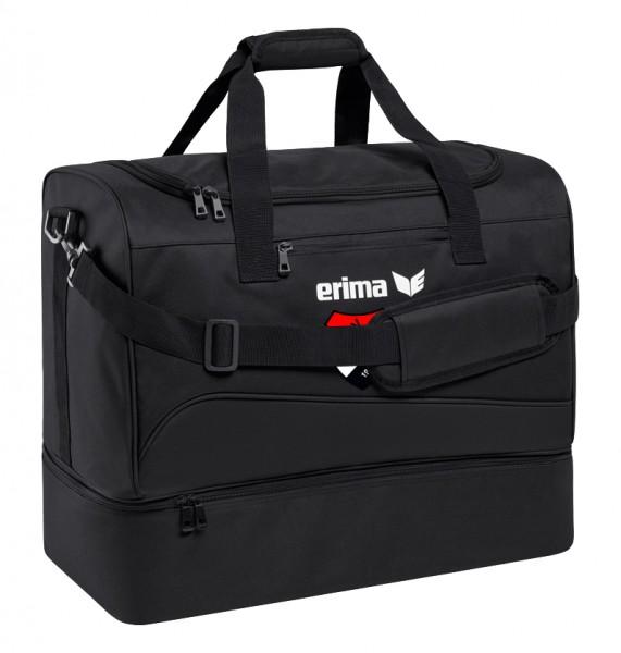ERIMA Club 1900 2.0 Sporttasche mit Bodenfach - schwarz